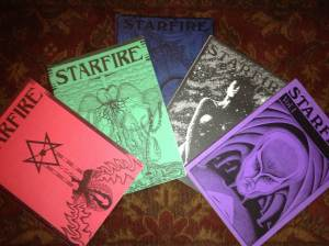 Starfire Journal, Volume I, Issues 1-5