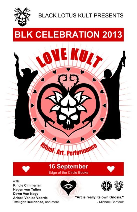 BLK Celebration 2013 LOVE KULT