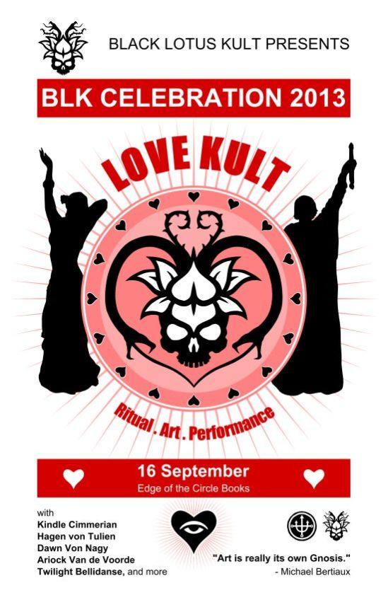 BLK Celebration 2013 LOVE KULT